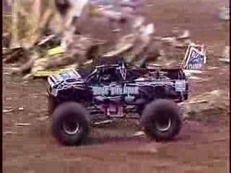 monster jam truck names list monster jam blue thunder freestyle houston tx