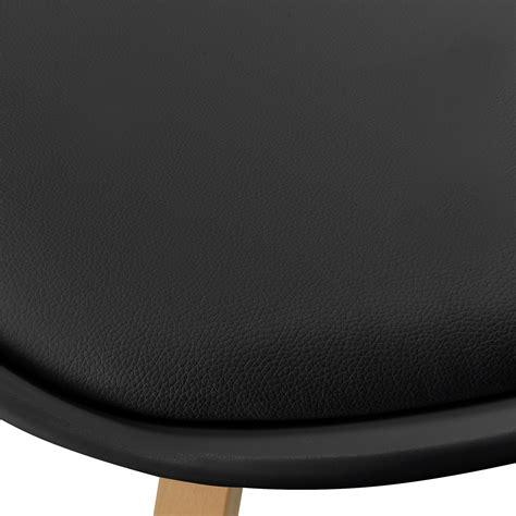 Stuhl Leder by En Casa 2x Design St 252 Hle Esszimmer Stuhl Holz Kunststoff