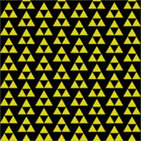 zelda repeating pattern triforce fabric wallpaper gift wrap spoonflower
