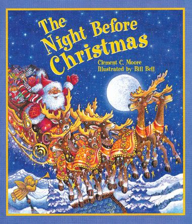 twas the night before christmas sound bit books from my childhood 50 a year