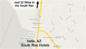 valle map south hotels archives grandcanyon