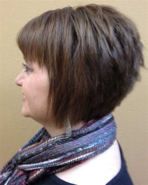 reverse layer hairstyle 1000 ideas about layered inverted bob on pinterest bobs