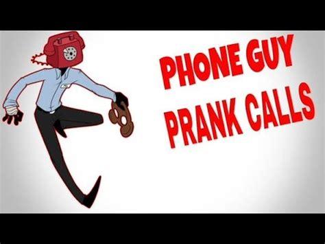 Deaf guy prank call