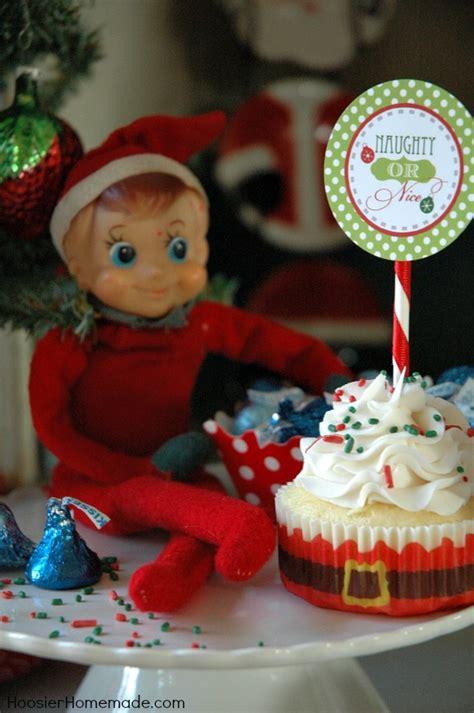 On The Shelf Cupcake by On The Shelf Printables Hoosier