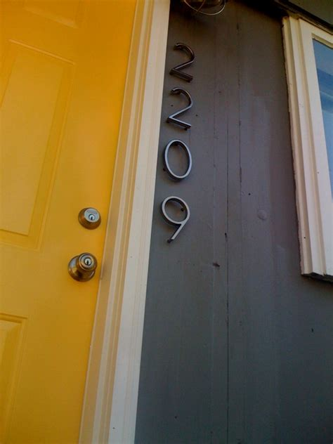 appartment number pin by jessica rivera on for the home pinterest