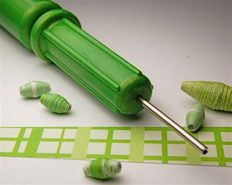 how to make a paper bead roller pro paper bead roller micro mini 1 16 for