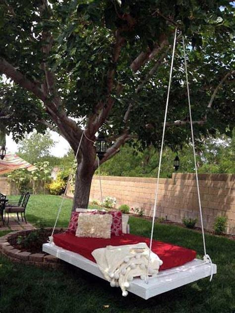 backyard tree swing 40 diy tree swing ideas for more family time