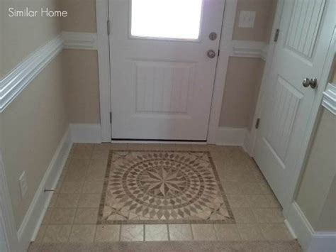 foyers entry flooring idea medici mosaic motif by 28 best images about ceramic tile designs on pinterest