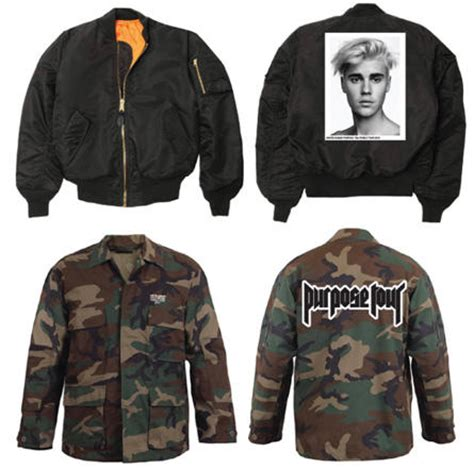 Jaket Hoodie Purpose Tour Justin Bieber Hitam 3 justin bieber purpose tour merch exclusive look