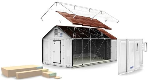 ikea flat pack shelter ikea develops refugee shelter