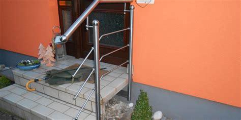 terrassengeländer edelstahl gel 228 nder metallbau hochreuther