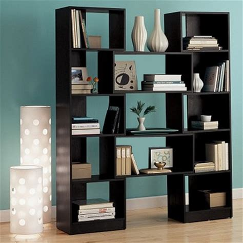 floating shelves bookcase