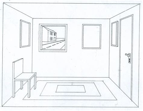 1 Point Perspective Room Ideas by Best 25 One Point Perspective Room Ideas On