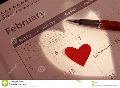 date of valentines day valentines date stock images image 454214
