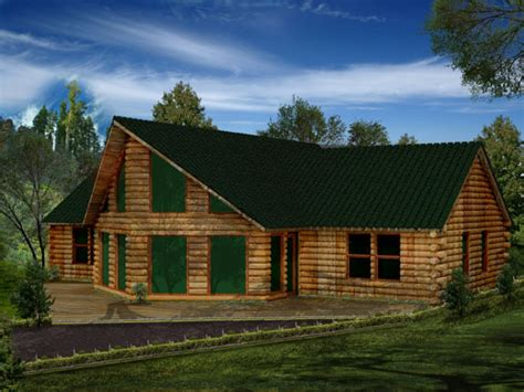 one story cabin plans single story log cabin homes single story log cabin plans