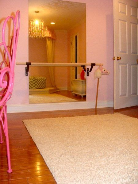 ballet barre in bedroom pin by marielly torres on ballet room pinterest