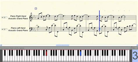 secret piano tutorial song from a secret garden piano sheet