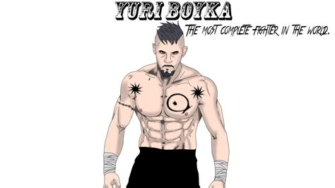 yuri boyka by uchihaavenger666 on deviantart
