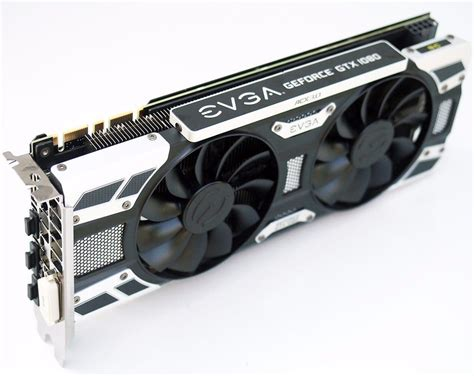 Vga Gtx 1080 Evga Geforce Gtx 1080 Acx 3 0 Superclocked And Ftw