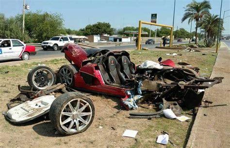 koenigsegg laredo devastating crash where ultra rare koenigsegg ccx gets