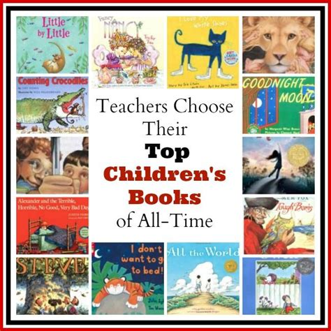 favourite picture books elementary teachers their favorite children s books