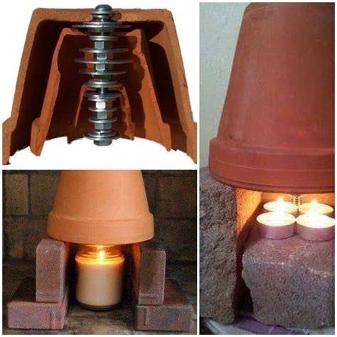 tea light tent heater 25 best ideas about candle heater on candle