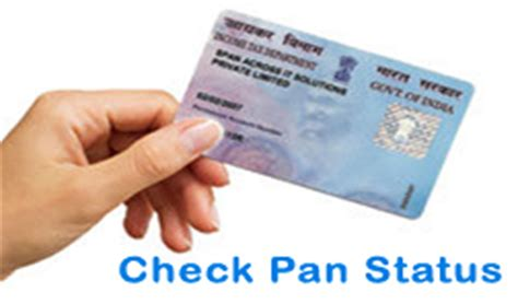 Pan Card Address Search How To Verify Pan Card Status