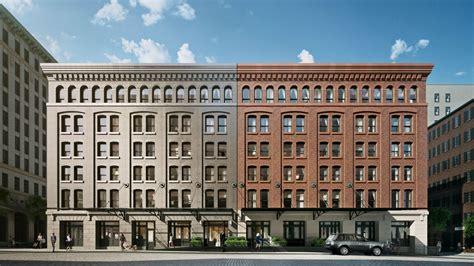 Morris adjmi s 10 best new buildings around new york city archpaper com