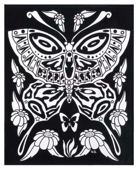 complex butterfly coloring pages complicated butterflies colouring pages