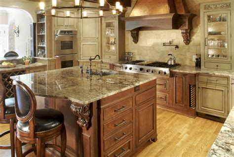 dream kitchen designs the tuscan style for your dream kitchens the new way