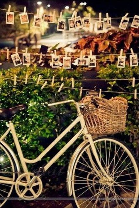 awesome romantic bicycle wedding ideas page