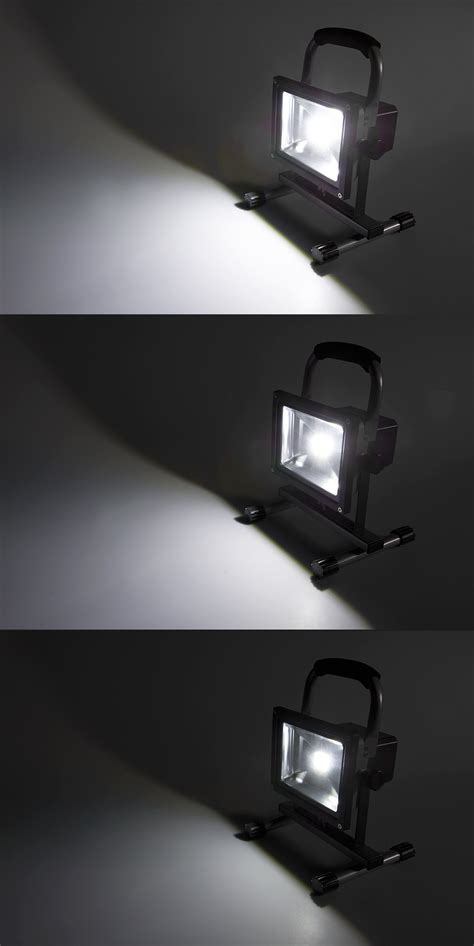 rechargeable led work light reviews 20w portable rechargeable led work light dimmable