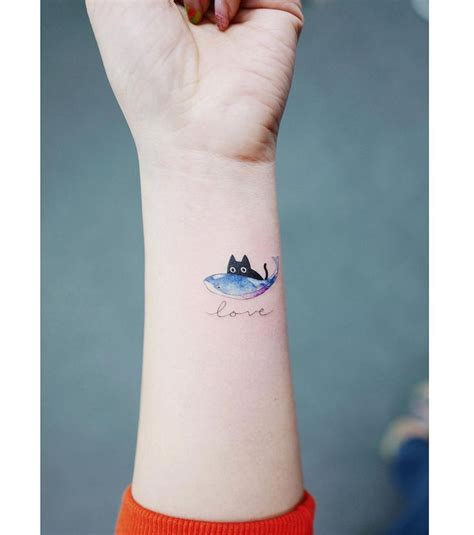 watercolor tattoo korea best 25 watercolor cat ideas on cat