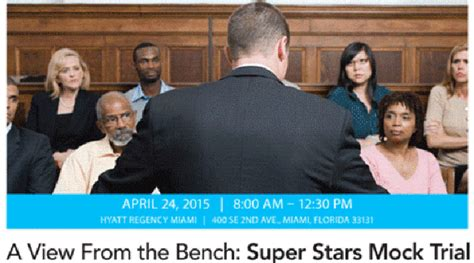 a bench trial is heard by 28 images mock bench trial