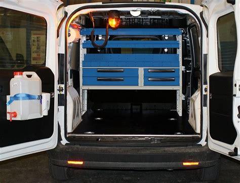 scaffali per furgoni prezzi dobl 242 fiat e gli allestimenti per furgoni syncro a torino