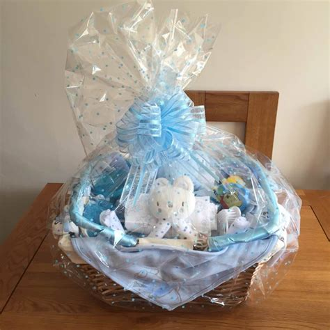 Handmade Baby Gift Baskets - 90 lovely diy baby shower baskets for presenting