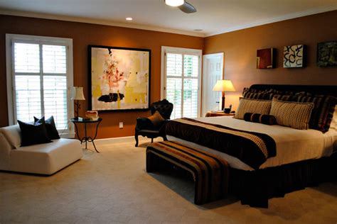 Black And Brown Bedroom Bedroom Cream Brown Rust And Black