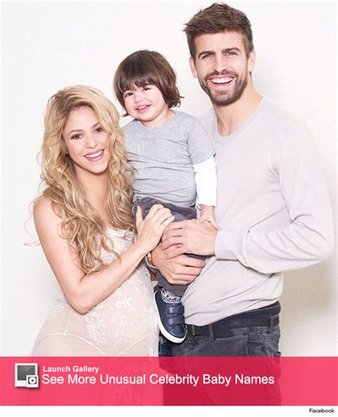 shakira welcomes baby boy and his name is e news shakira welcomes second baby boy with gerard pique find