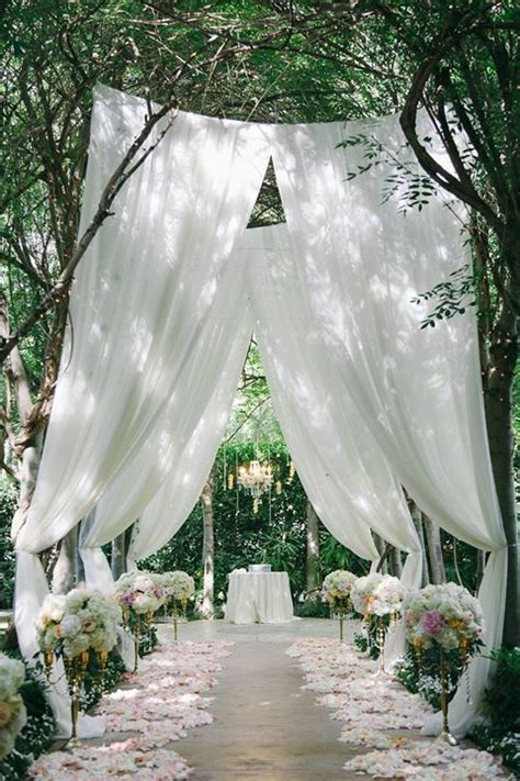 outdoor wedding draping 25 best ideas about outdoor weddings on pinterest