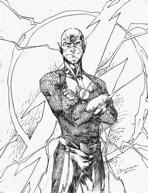 sketchbook zoom the cw flash by brett booth marvel dc image