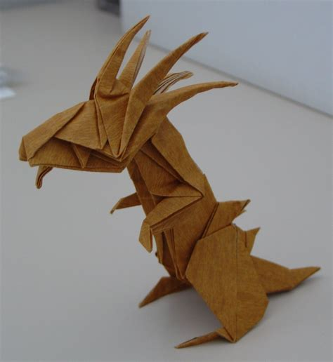 Origami Monsters - marc vigo origami page
