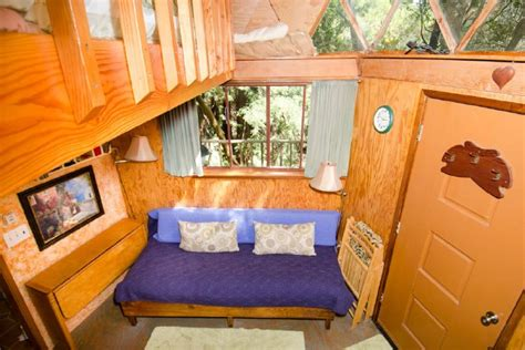 tiny house airbnb california stay in the mushroom dome tiny house in aptos california