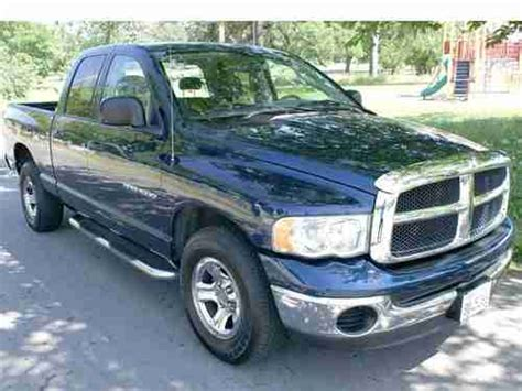 2005 dodge ram 1500 4 door purchase used 2005 dodge ram 1500 cab 4 door fully