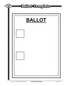 election ballots template voting ballot template apexwallpapers