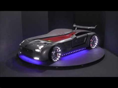 bett unterbodenbeleuchtung autobett roadster mit led und sound kinderbett autobetten