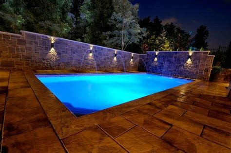 pool lighting ideas 134 best pool lighting images on pinterest swimming