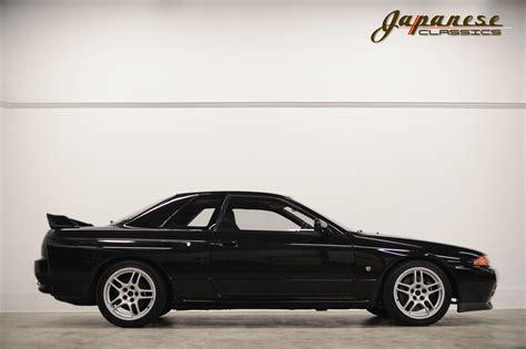 nissan skyline gtr r32 japanese classics 1989 nissan skyline r32 gtr