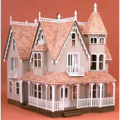 green leaf doll houses garfield dollhouse kit by greenleaf doll house kits new ebay