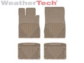 weathertech 174 all weather floor mats lexus ls 430 2001