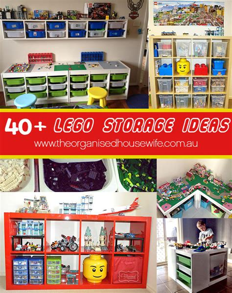 lego clean your room 40 awesome lego storage ideas the organised